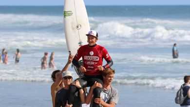 Photo of Crosby Colapinto Claims First Qualifying Series Win at Jack's Surfboards Pro QS 1,500