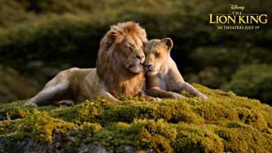 Photo of Special Look at The Lion King During TV Spot