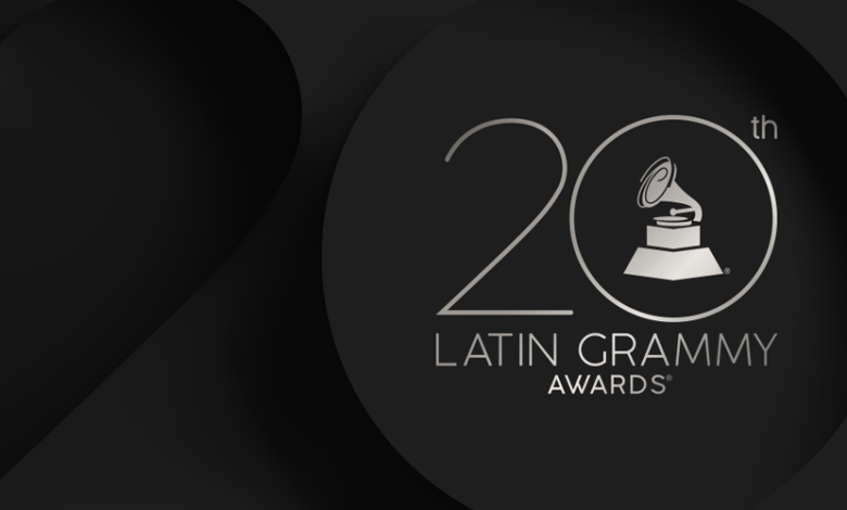 Latin Grammy Awards 20th Anniversary