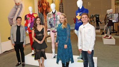 Photo of The Goldbergs Cast Celebrate Exhibit at Paley Center