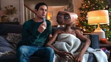 Photo of E.T. and Elliott: A Reunion Three Million Light Years in the Making