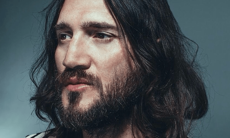 John Frusciante Red Hot Chili Peppers