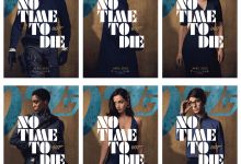 Photo of United Artists Releases No Time to Die Posters Highlighting the Main Cast