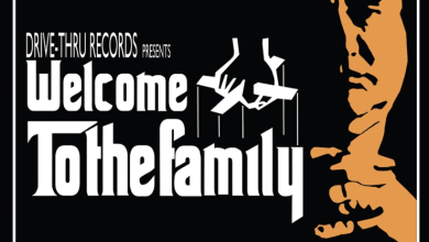 Photo of Drive-Thru Records' 'Welcome To The Family' Compilation Now Available