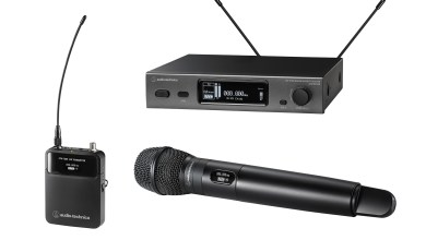 Photo of Audio-Technica Expands 3000 Series Wireless with Network Control and Monitoring Option