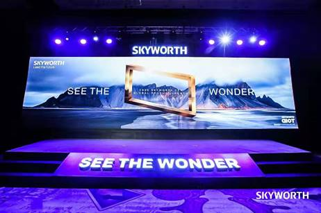 SKYWORTH Global Product Launch – SEE THE WONDER