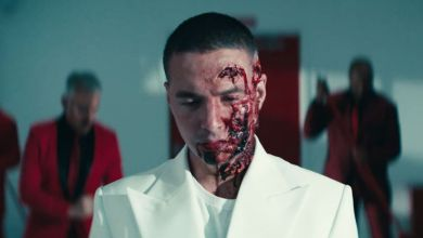 Photo of J BALVIN IS BLOODY AND WATCHFUL IN NEW MUSIC VIDEO