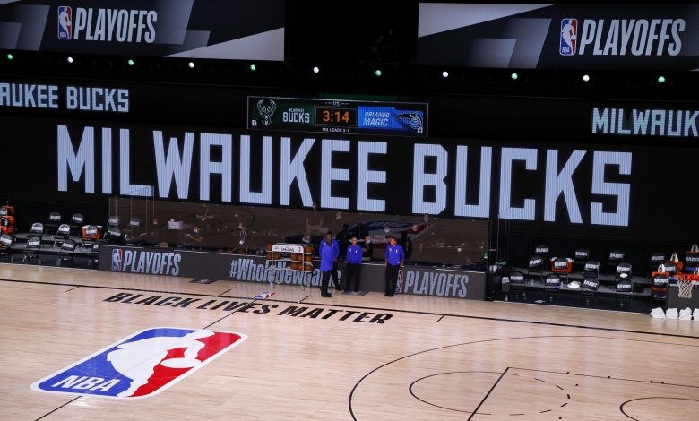 NBA Boycott Milwaukee bucks boycott nba games