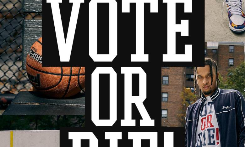 Sean John Vote or Die