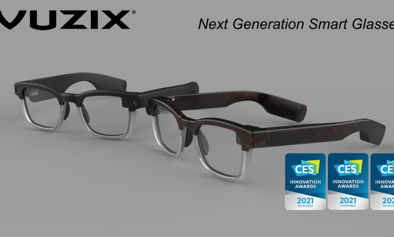 Vuzix Next Gen Glasses