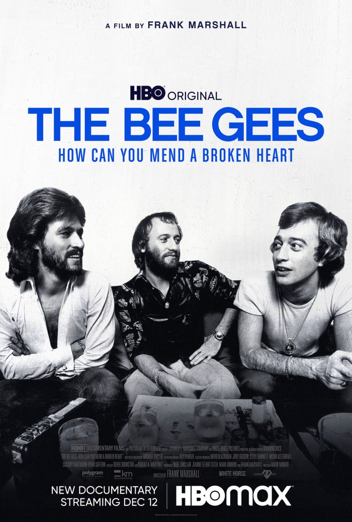 FRANK MARSHALL DIRECTS THE BEE GEES DOCUMENTARY - MUSE
