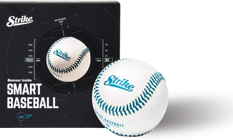 Jingletek introduces STRIKE Smart Baseball