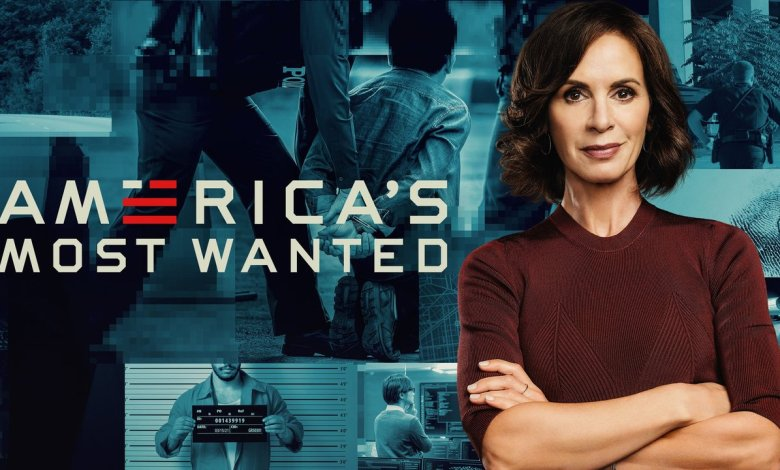 Elizabeth Vargas America's Most Wanted