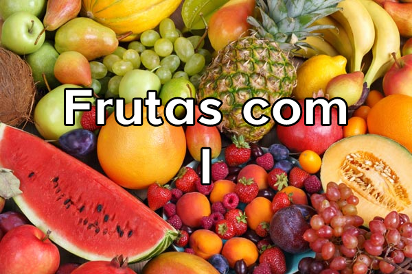 Frutas com I