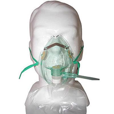 Máscara de oxigênio