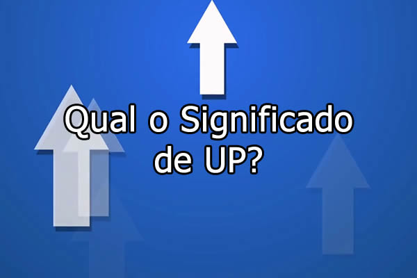 Qual significado de UP no Facebook