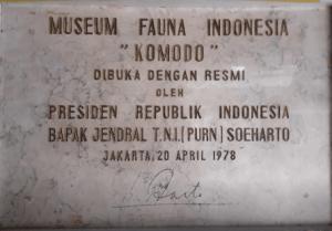 museum komodo
