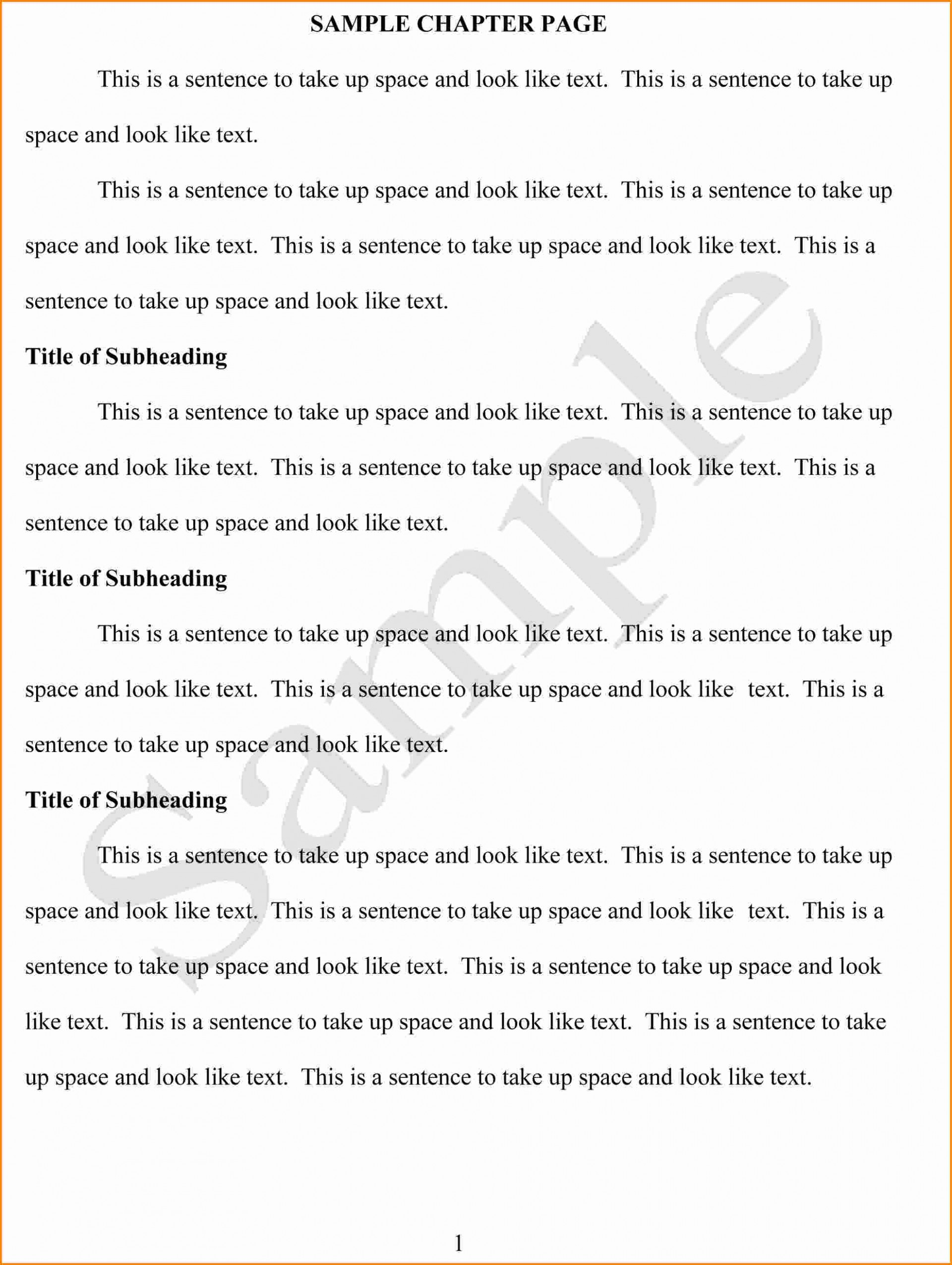 009 Research Paper Student Biographical Example Sample