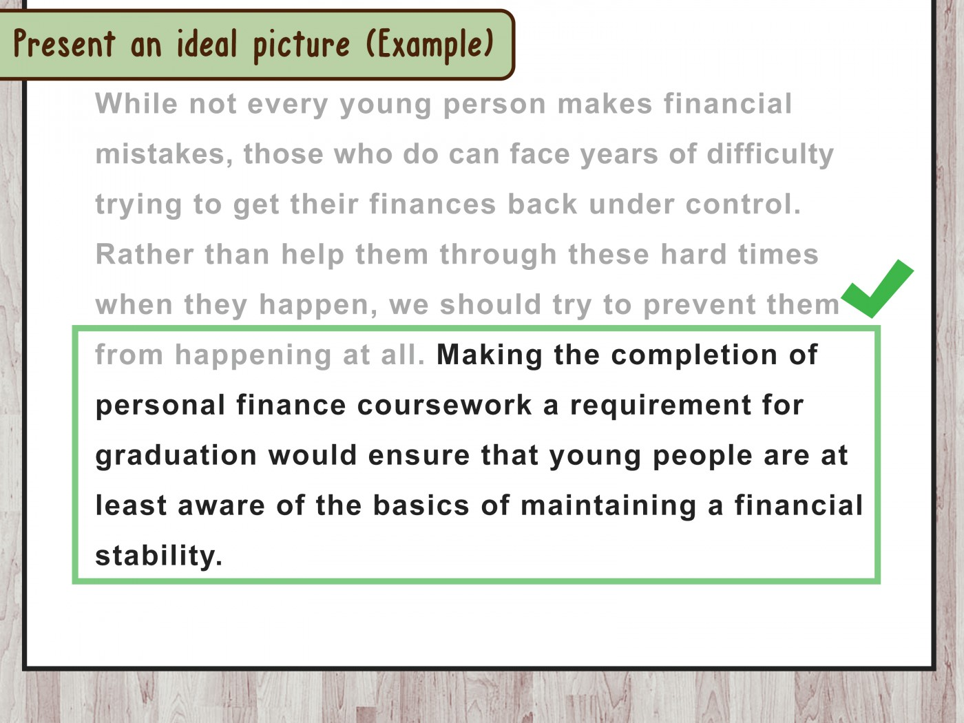 006 Conclusion Paragraph Example For Essay Gse Bookbinder