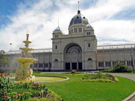 Melbourne's UNESCO listed Royal Exhibition Building