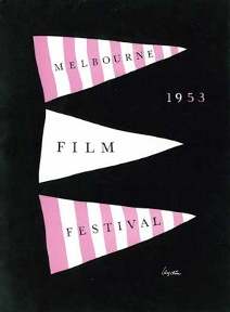 Poster for the 1953 Melbourne Film Festival