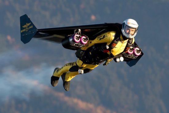 The Jetman: Yves Rossy