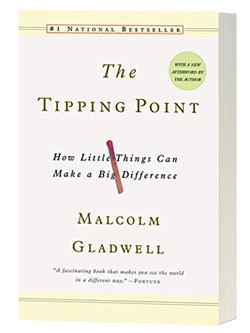 'The Tipping Pont' by Malcolm Gladwell