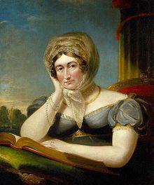 Portrait of Princess Caroline of Brunswick