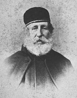 Wilbraham Liardet in old age.