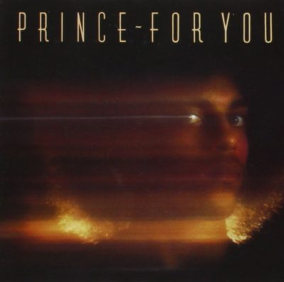 Prince's first album, 'For You'
