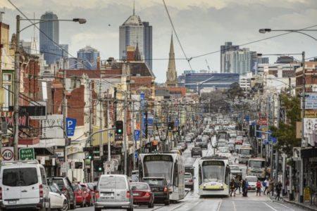 Sydney Rd, present day