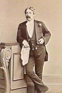 Melbourne promoter Harry Rickards
