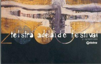 Poster for the Adelaide Festival, 2000