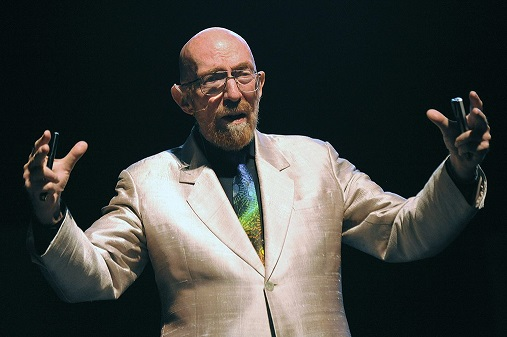 American physicist Kip Thorne