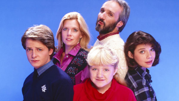 The Family Ties cast