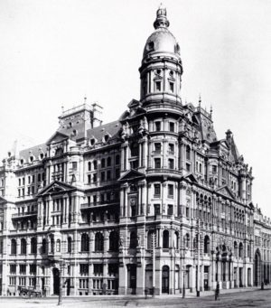 Melbourne's Lost Buildings: The Federal Hotel