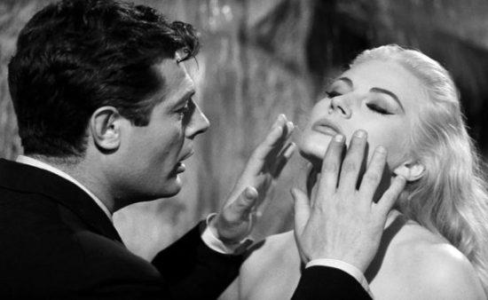 Sill image form the film, 'La Dolce Vita'