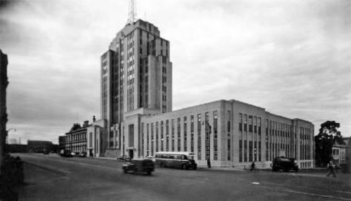 Former police headquarters building, Melbourne