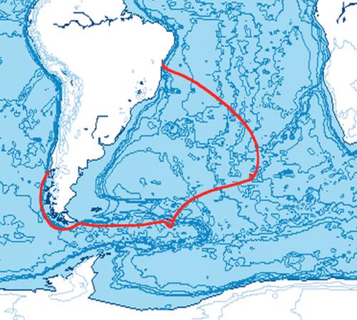 Voyage of Anthony de la Roche