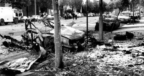 The Russell Street bombing, aftermath