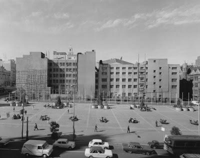 City Square, circa 1970.