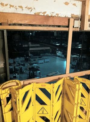 Dismantling GTV 9 studios
