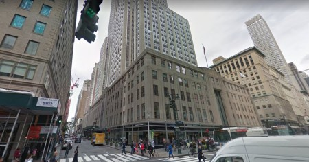 33 and Fifth, present day