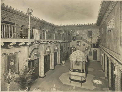 The lobby of The Forum Theatre in 1929