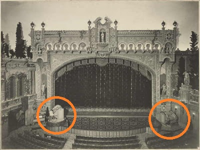 Organs in The Forum Theatre, Melbourne