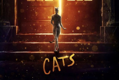 Poster for the movie 'Cats'