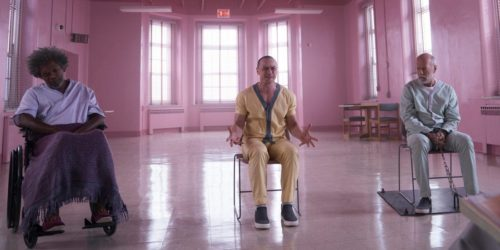 Still image form the movie 'Glass'