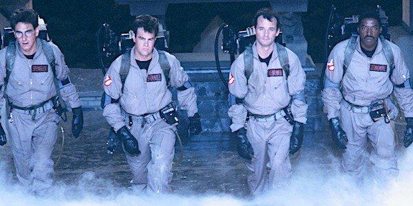 Ghostbusters final showdown
