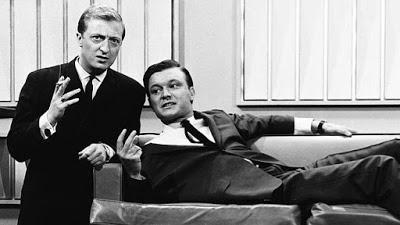 Graham Kennedy and Burt Newton