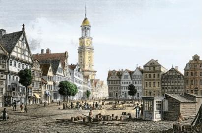 Hamburg, circa 1800